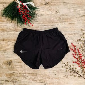 """NIKE """"Deep Charcoal"""" Bike Shorts"""